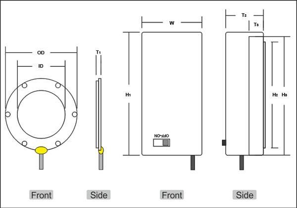 Schematic LF70